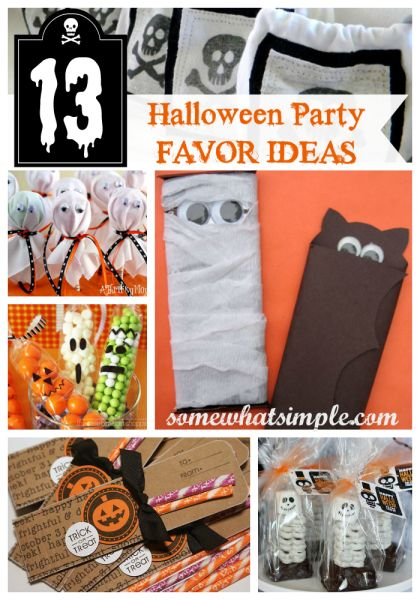 10 favorite halloween party favor ideas halloween party favorsdiy - Diy Halloween Favors