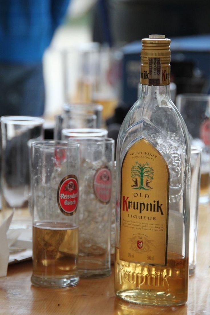 Polish Honey-Spiced Vodka (Krupnik) Requires No Aging