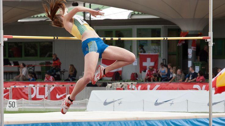 Deporte, Atletismo, Salto De Altura