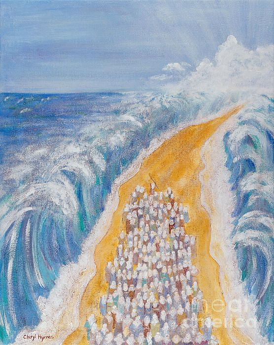 exodus moses and the red sea The parting of the red sea was performed by g‑d after the exodus the israelites walked on dry land, and pharaoh and the egyptians drowned.