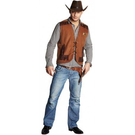 200 best images about d guisement cowboy indien western on pinterest carmen dell 39 orefice t - Deguisement western homme ...