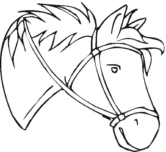 head coloring pages - photo#26