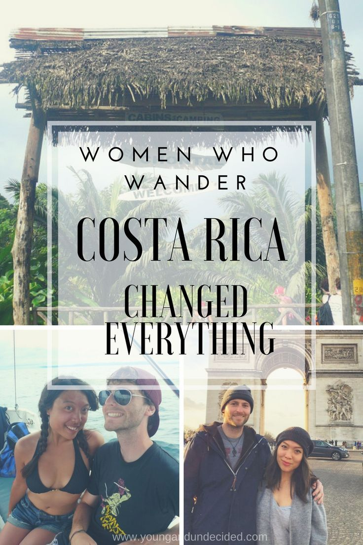 Women Who Wander: Emma shares her story of how a volunteer trip to Costa Rica in 2010 literally changed her life in more ways that one.