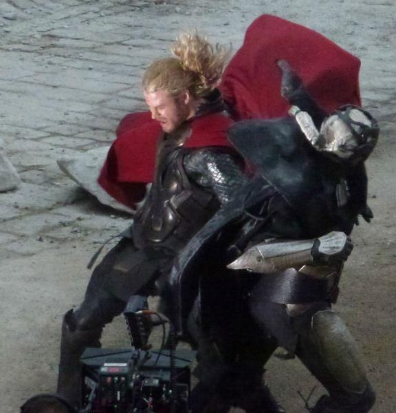 Chris Hemsworth Thor: The Dark World
