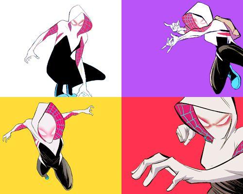 233 Best Images About Spider Gwen On Pinterest