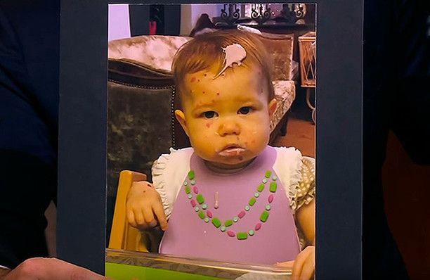Екатерина Климова показала забавные фото годовалой дочери