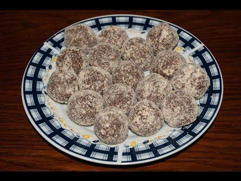 Delicious Recipe - Najukusniji Recepti: Puding Kuglice