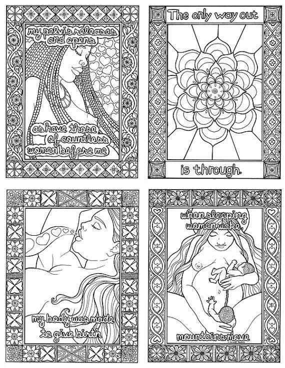 Ammorbidire aprire Release A libro da colorare di di thefairywood