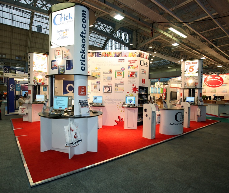 Exhibition Stand Design Programs : Best clip display exhibition stand designs images on