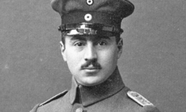 The single Jew that Hitler wanted to save: Astonishing letter reveals how Führer ordered Gestapo to leave his WW1 commander alone