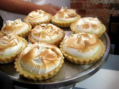 flour child: Meyer Lemon Meringue Tartlets, South African Style