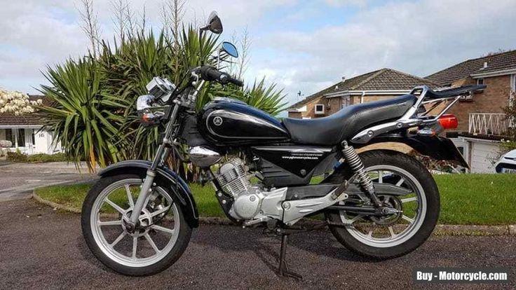 Yamaha YBR 125cc custom motorbike lovely classic looking #yamaha #ybr #forsale #unitedkingdom