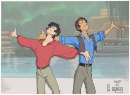 """OH. MY. GOD. YESSS! """"Keith and Lance-"""" """"Lance and Keith!"""" """"Mighty and powerful paladin!"""""""
