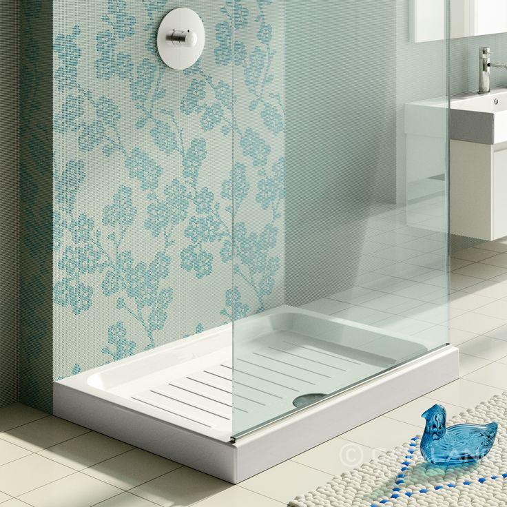 Shower Trays Base 100x80