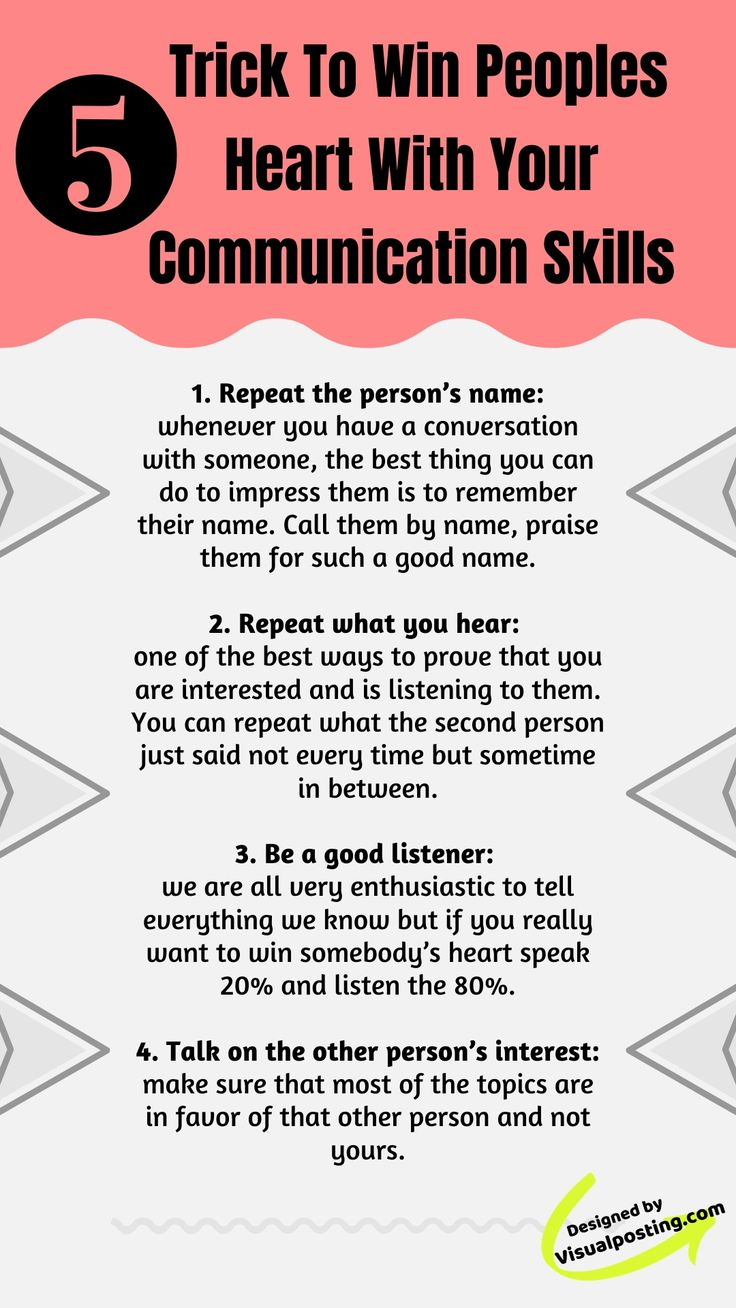 5 Trick To Win People S Heart With Your Communication Skills Repeat The Good Communication Skills Improve Communication Skills Effective Communication Skills
