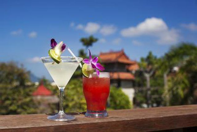 At your next get-together, your non-drinking guests and designated drivers, as well as the younger set, will appreciate a virgin mai tai. It's non-alcoholi