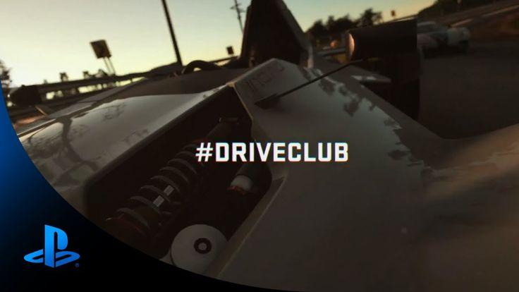 Driveclub Announcement Trailer