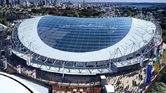 ANZ Stadium: - Possible upgrade of the ANZ stadium. If approved, should be made within the next 3 years or so