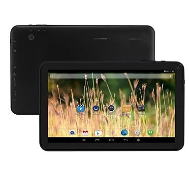 allwinner A33 v140d 10.1 '' Android 4.4 Tablet PC (quad-core, camera dubla, berbec 1 g, rom 16GB) – USD $ 74.99