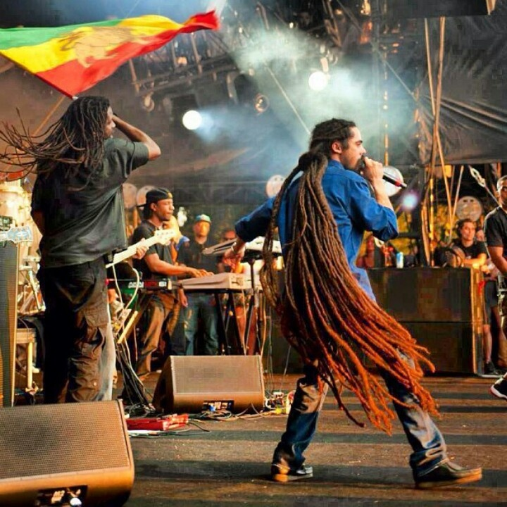 Damian Marley/Dreads/Music