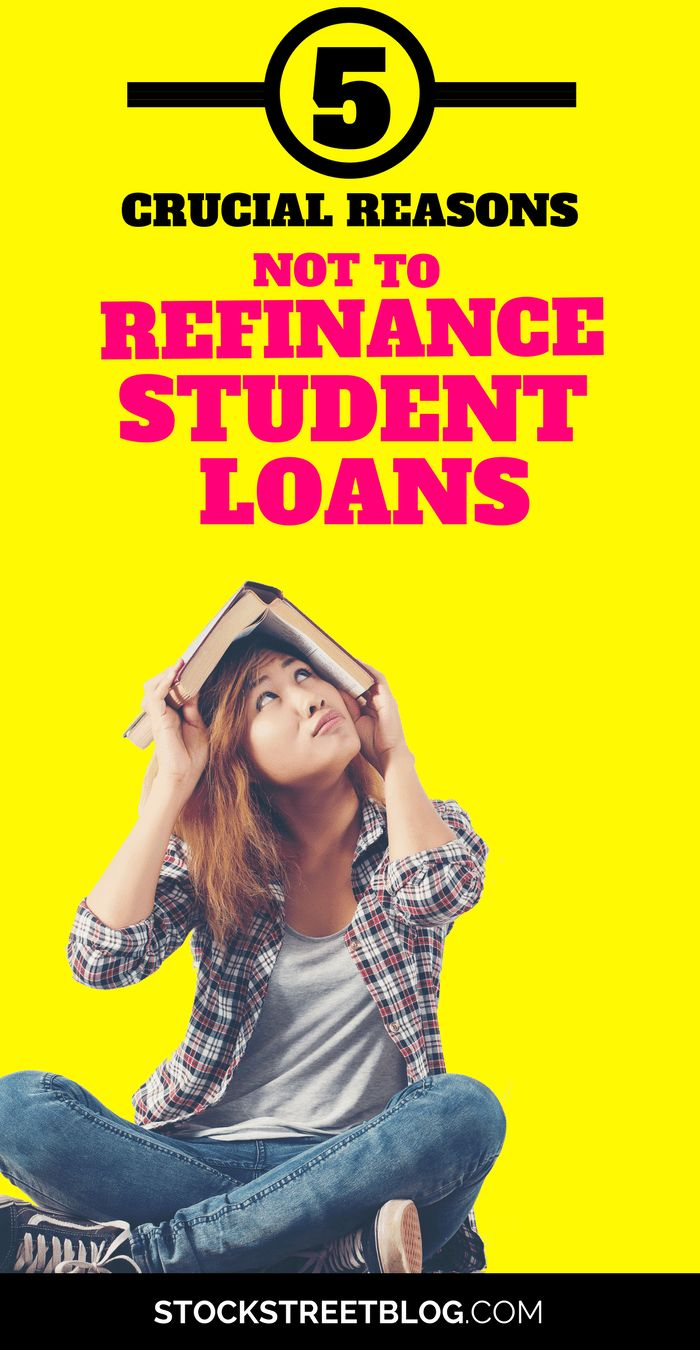When it comes to a student loan payoff plan, many people jump straight to student loan refinancing. While this can help paydown student loans fast, it can have consequences for student loan forgiveness, student loan cancellation and deferment, and other potential negative outcomes. Here are five crucial reasons NOT to refinance your student loans!