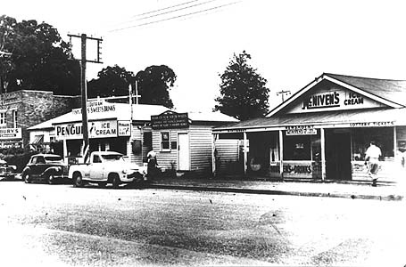 Shops, The Esplanade, Warners Bay