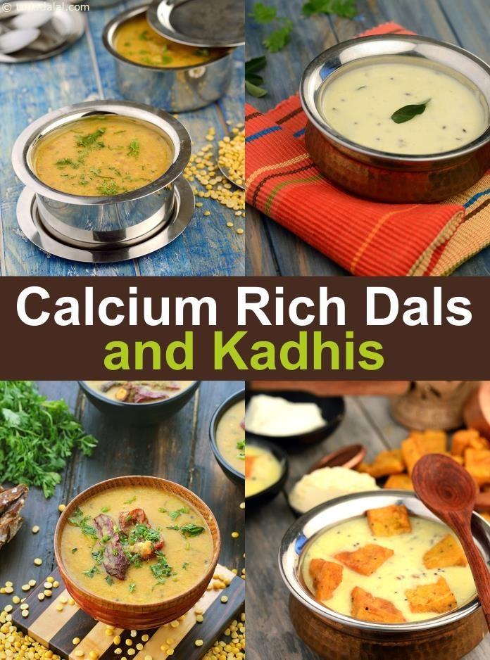 Calcium Rich Dal Recipes Calcium Rich Kadhi Recipes in