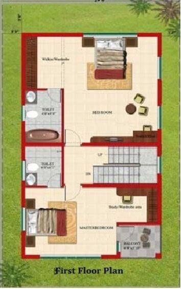 11 best lko plot images on pinterest house map small for 30x50 floor plans