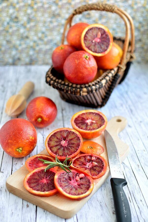 Portocale rosii