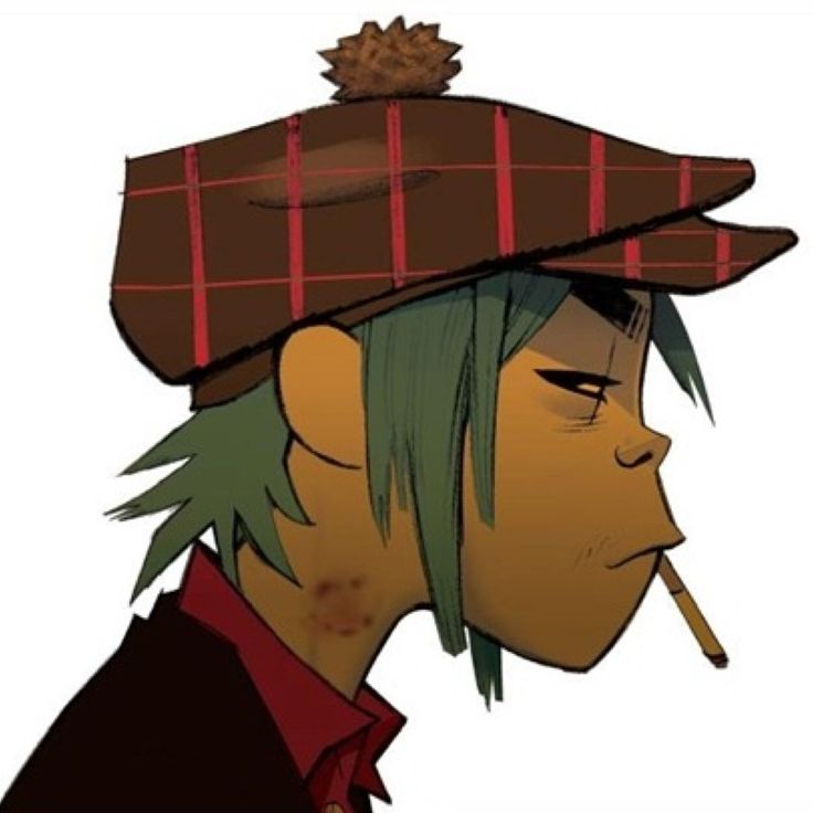 gorillaz demon days 2d - Google Search