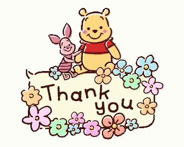 Thankk You Winnie The Pooh GIF - ThankkYou WinnieThePooh - Discover & Share GIFs