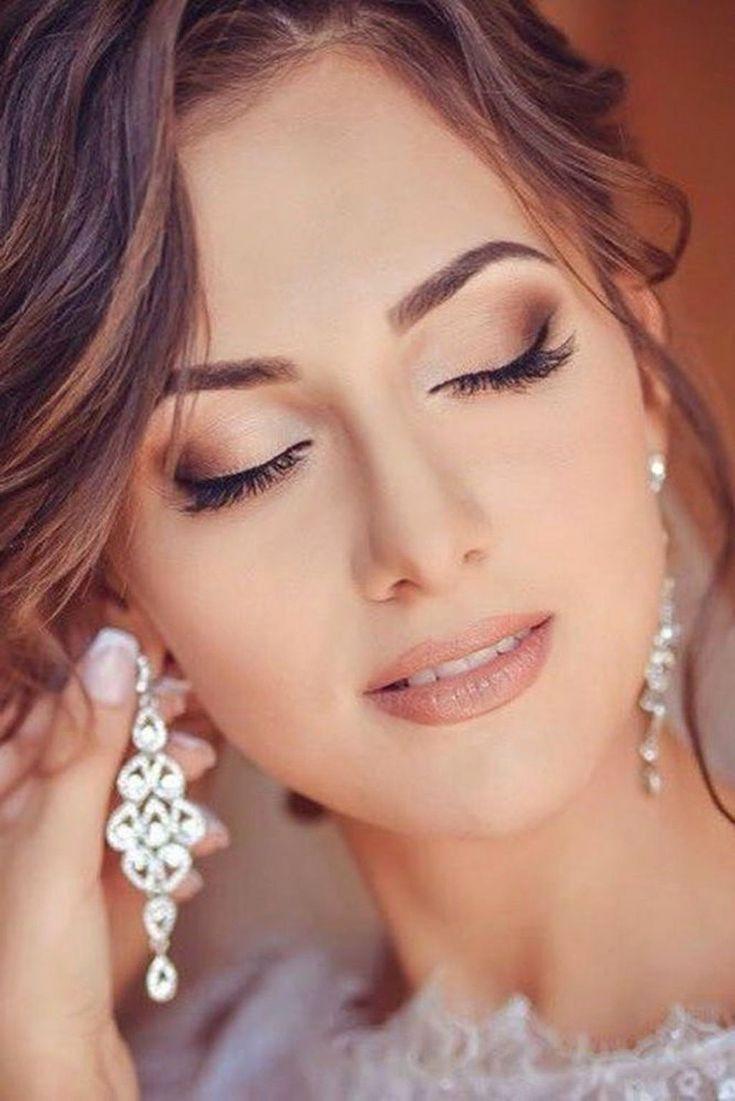 Licht Make-up für Hochzeit Inspirational Schöne Make-up Hochzeit 56 Natürliche Hochzeit …