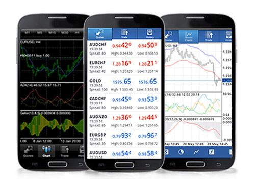 Trading from your phone. Learn & Earn