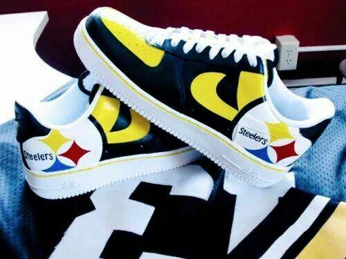 Pittsburgh Steelers sneakers