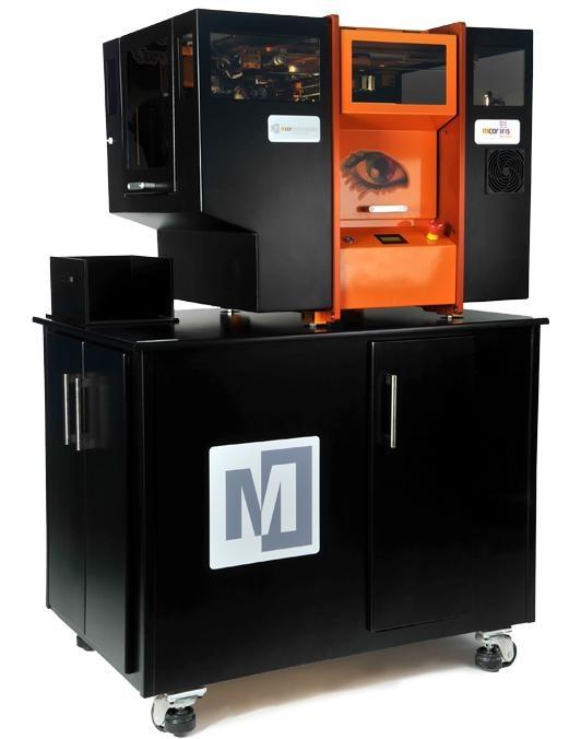 Full-colour 3D Printer by Mcor