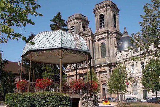 Langres, Haute-Marne, France