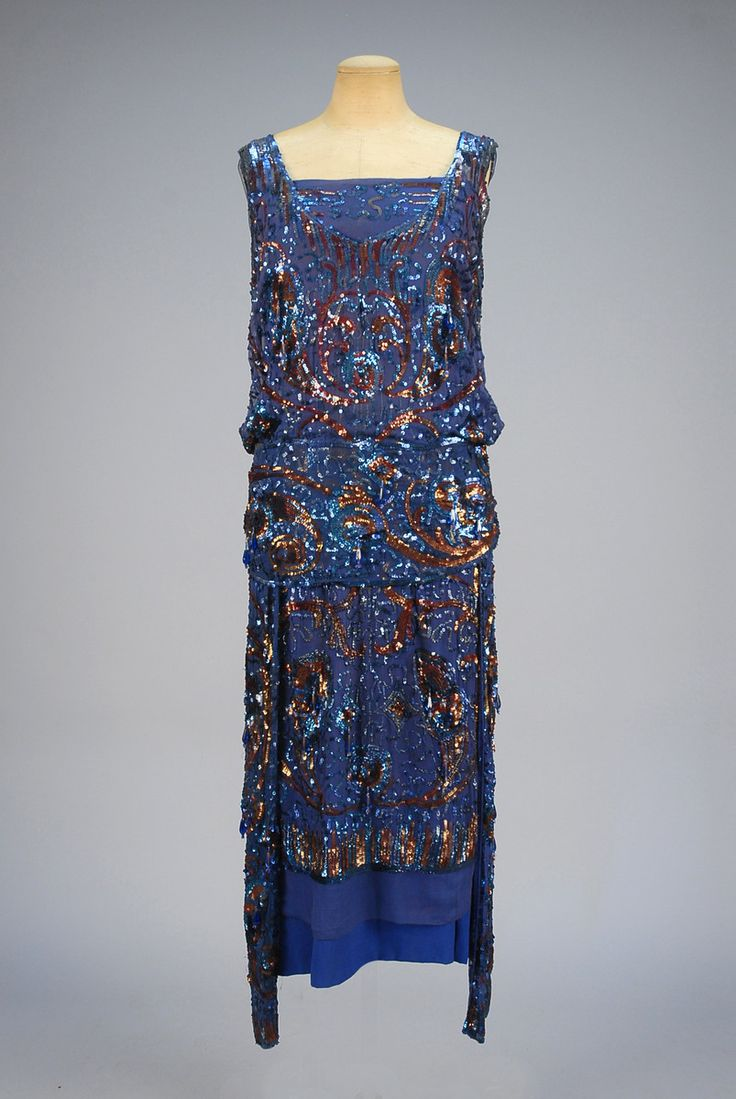 Dress1920sWhitaker Auctions