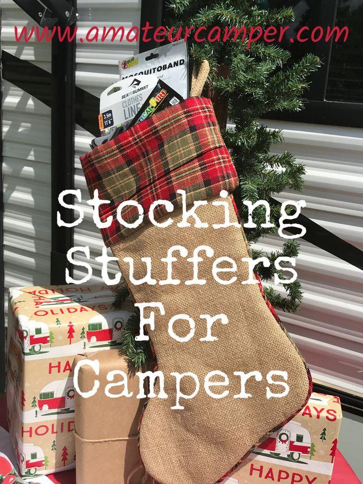 Camping Stocking Stuffers