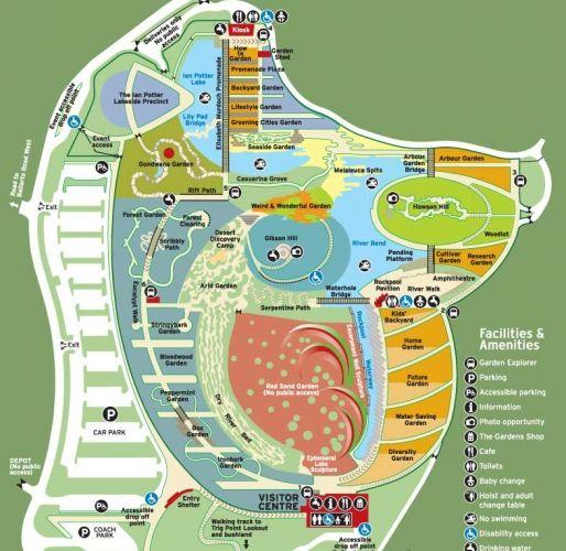 someday I'll go back... Royal Botanical Gardens, Cranbourne, AU