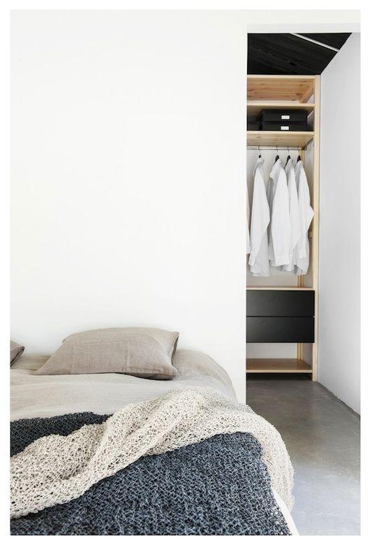 Lovenordic Design Blog sleeping room + dressing room
