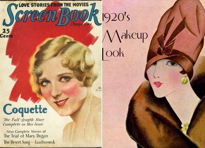 Make-up эпохи: макияж 20-х годов (фото 7)