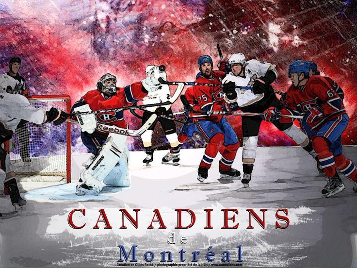 Le Club de Hockey du Canadien de Montréal - Montreal Canadien Hockey Club