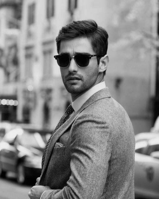 31063a8e6a095 Óculos Masculino 2019. Macho Moda - Blog de Moda Masculina  ÓCULOS DE SOL  MASCULINO pra 2019