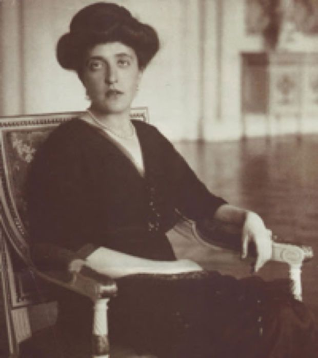 Maria Altmann's aunt Adele Bloch-Bauer, circa 1910.  Now her identity is returned, no longer 'The Woman in Gold'