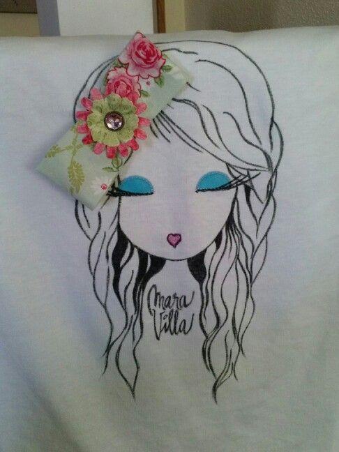Camiseta MaraVilla