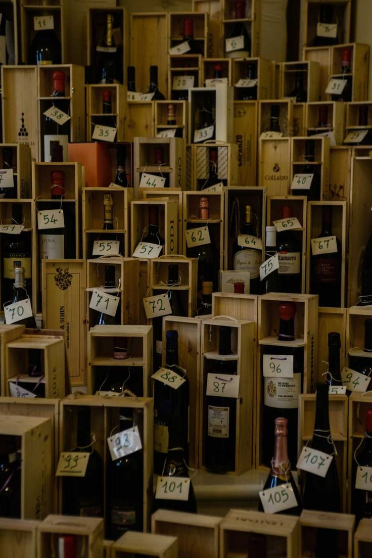 Our wine lottery. The earnings go to charity (UNICEF) | Merano WineFestival