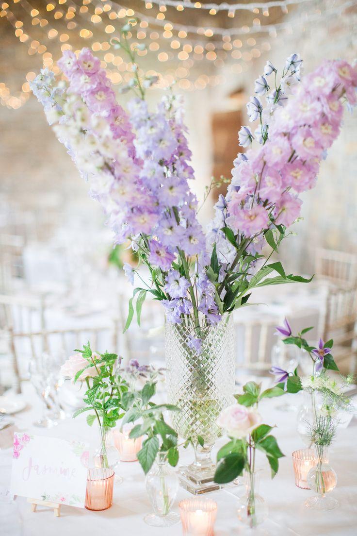 Unique Wedding Purple Decorations Pattern - The Wedding Ideas ...