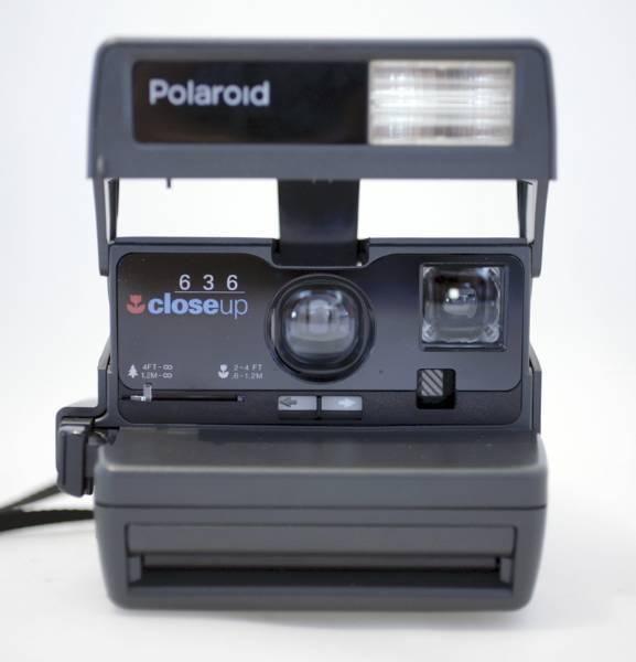 POLAROID 636 close up / Sofortbildkamera / Blitz / 600 in Wetzikon ZH kaufen bei ricardo.ch