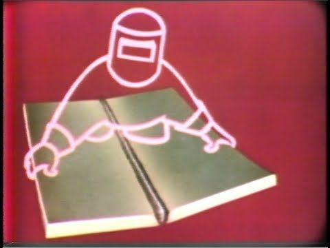 Prevention and Control of Distortion in Arc Welding - A 1945 Disney film.