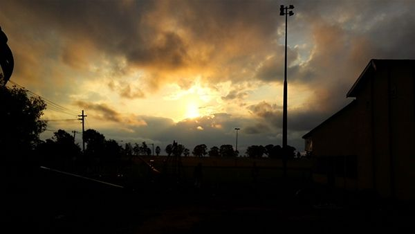 The African Sun on Behance